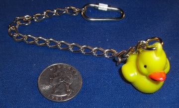 Rubber Duck Bead Chain Base
