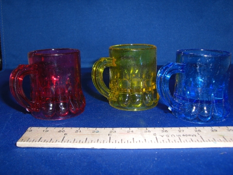 Transparent Plastic Mugs