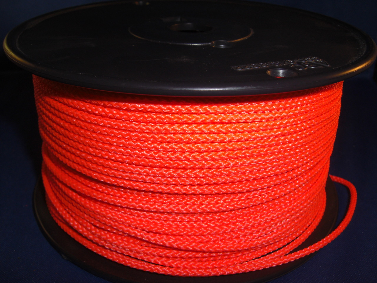 Polly Rope--500ft Neon Orange