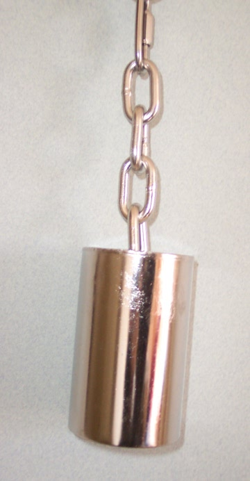 Large Stainless Steel Pipe Bell