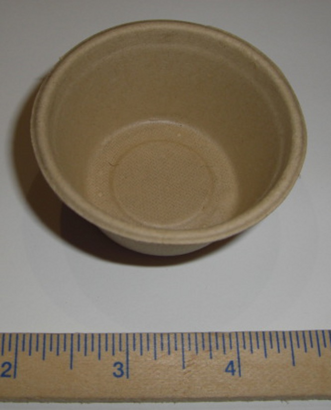 All Natural 2oz Cup UNDRILLED