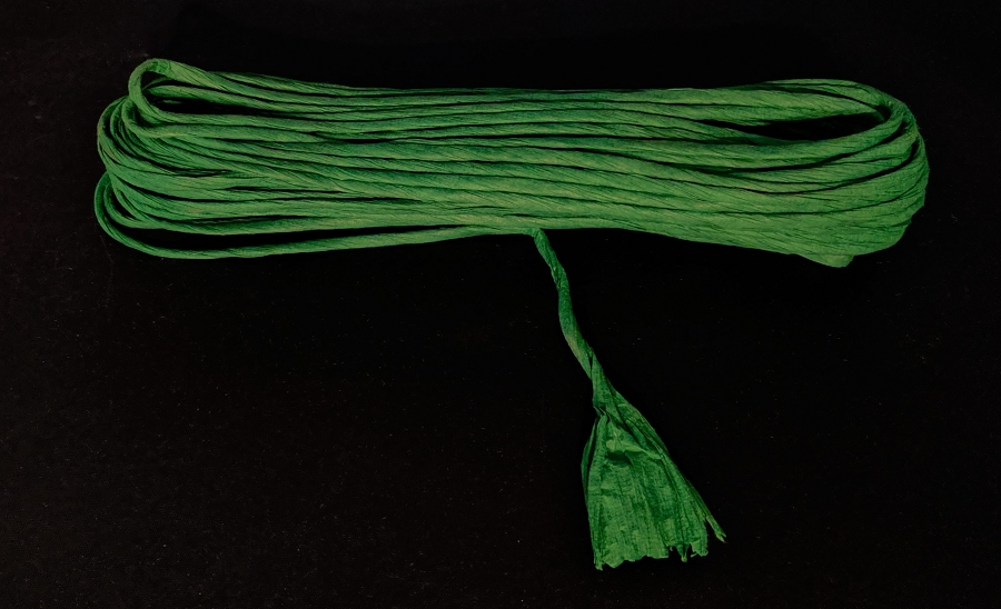 Green Paper Rope 75 Feet