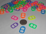 Plastic Soda Can Tabs (ea)