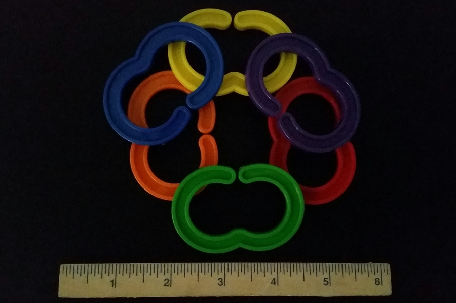 Jumbo Plastic E Links