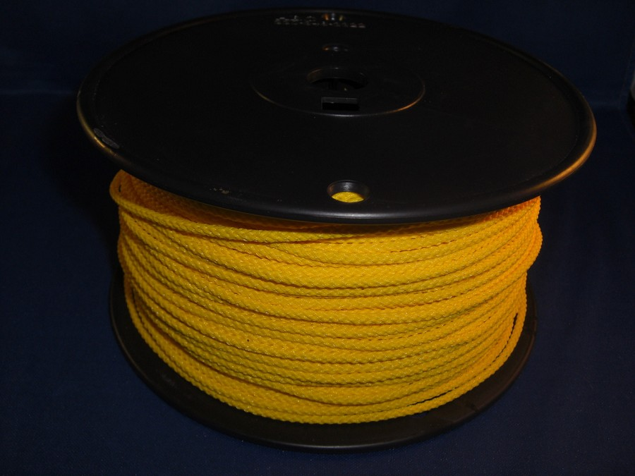 Polly Rope--500ft YELLOW